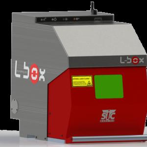 Stationär lasermärkning