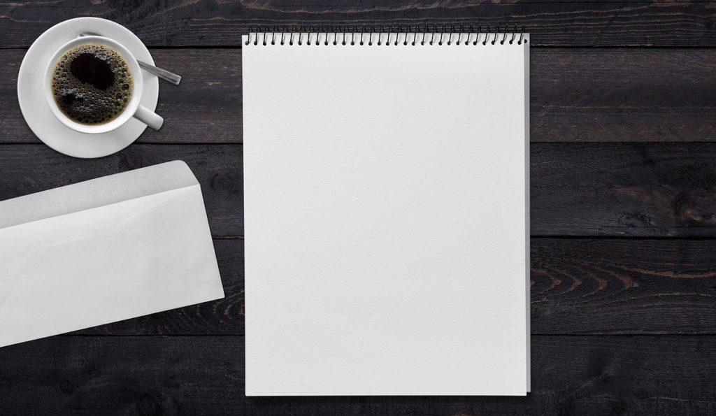 writing pad, envelope, coffee-3202746.jpg